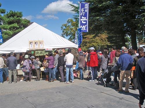 信州・松本そば祭り
